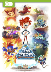 Penn Zero: Part-Time Hero Netflix EC (Ecuador)