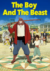 The Boy and the Beast Netflix BR (Brazil)